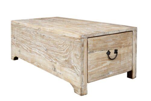 שולחן תיבה טבעי
