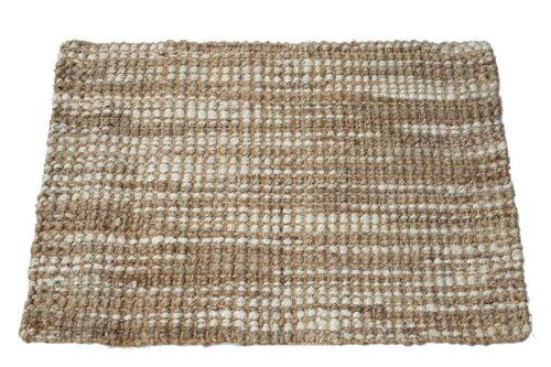 שטיח חבל גוונים טבעי