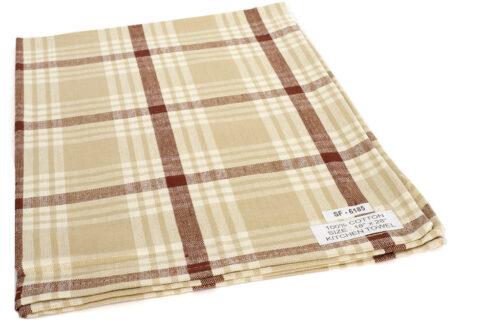 מגבת כפרית מבד