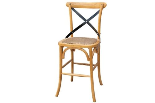 כסא משענת איקס