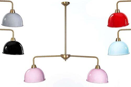 מנורות תליה בצבעים לבחירה