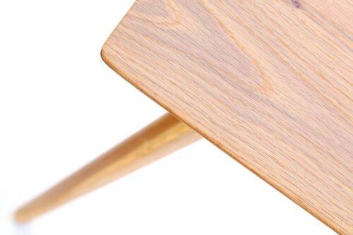 שולחן כתיבה רטרו עץ מלא