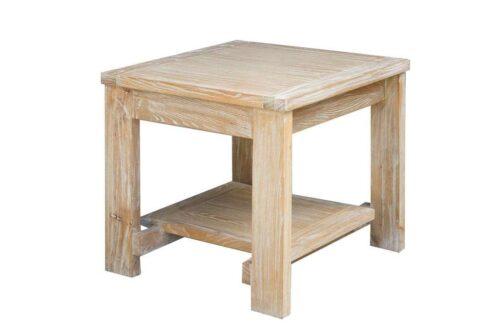 שולחן קטן מעץ