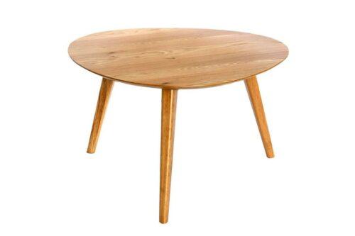 שולחן קפה רטרו מעץ
