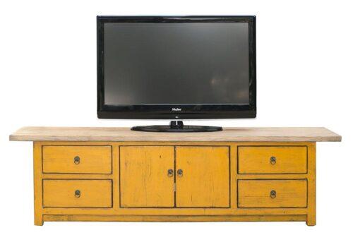 שידה ארוכה לטלוויזיה