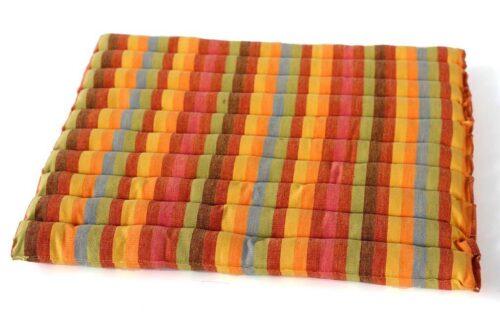 כרית מושב צבעונית