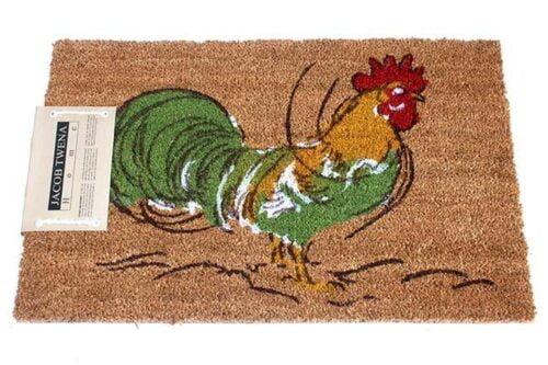 שטיח תרנגול מצויר