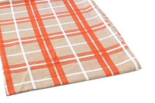 מגבת עבה פסים
