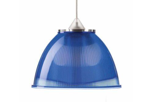 מנורה כחולה לתלייה
