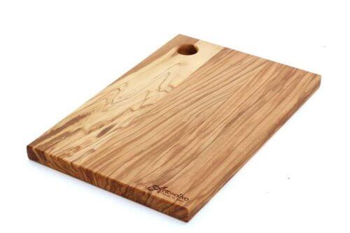 קרש חיתוך בינוני מעץ