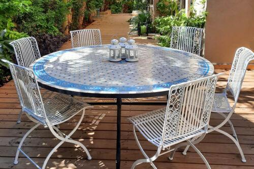 כסאות גינה מרוקו