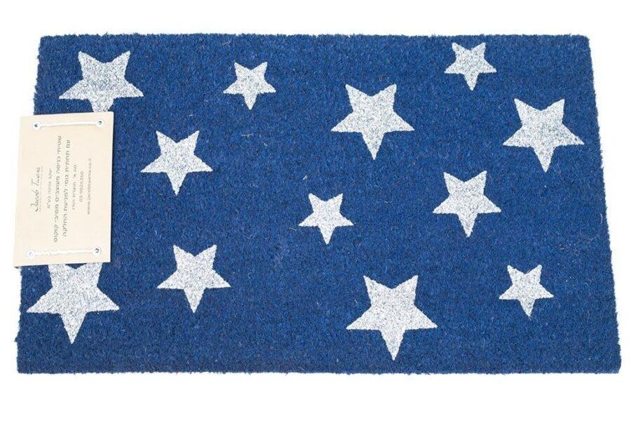 שטיח סף כוכבים לכניסה לבית