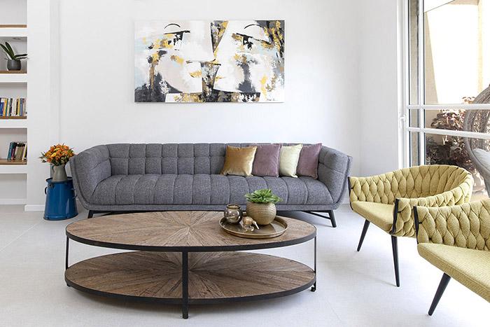ספה מעוצבת וכורסאות