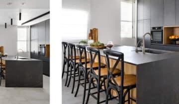 רהיטים בצבע שחור – טרנד חולף או קלאסיקה בעיצוב הבית