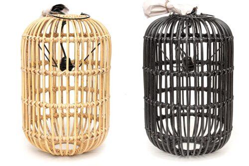 מנורות במבוק טבעי