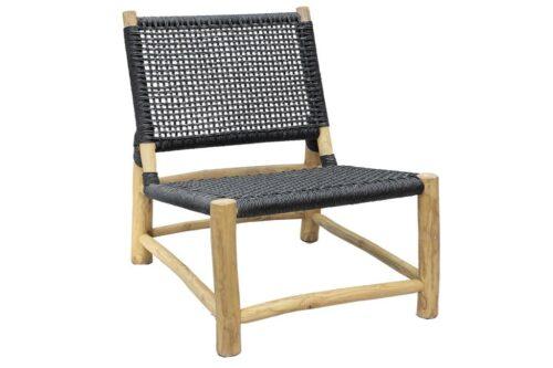 כורסא בעיצוב טבעי