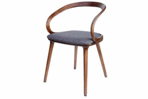 כסא עץ סקנדינבי לפינת אוכל
