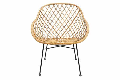 כורסא טבעית מעוצבת