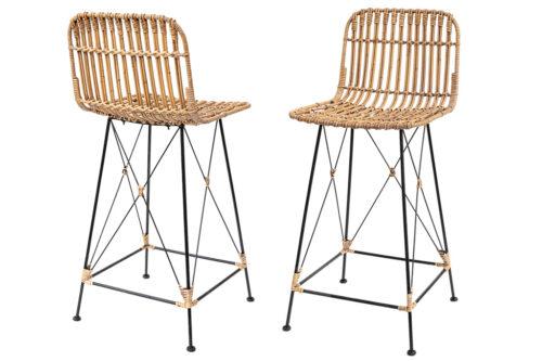 כסא מעוצב ראטן
