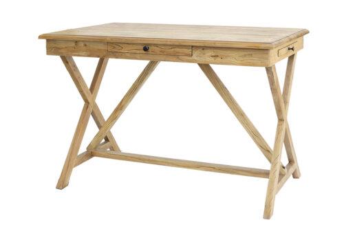 שולחן מכתבה מעץ