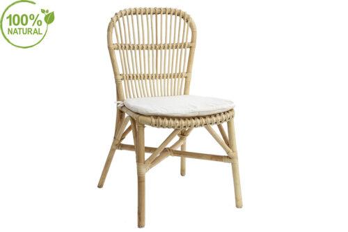 כסא אוכל טבעי במבוק