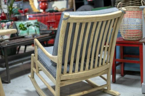 כורסא נדנדה עץ
