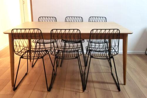כסאות פינת אוכל איטליה