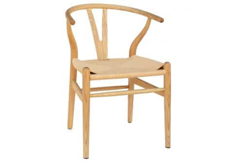 כסא בעיצוב טבעי